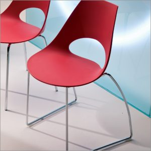 Bontempi Casa Shark Dining Chair