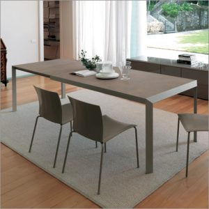 Bontempi Casa Izac Extending Table