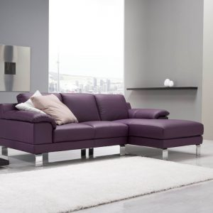 Mobili Domani Samantha Sofa Collection, Leather