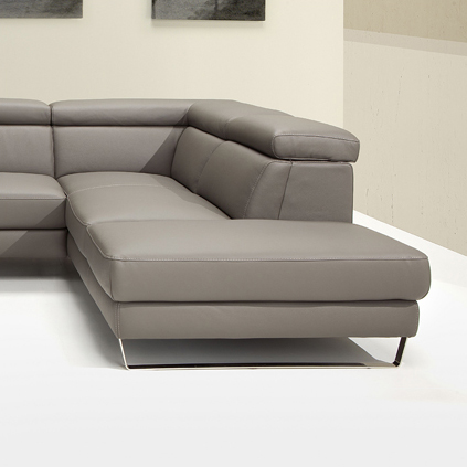Mobili Domani Belle Reclining Leather Sofa Collection