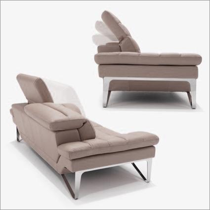 Mobili Domani Aubrey Sofa Collection, Leather