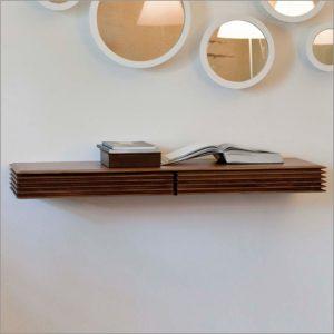 Porada Lineas Wall Shelf, by T. Colzani
