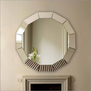 Porada Dodekagono Wall Mirror, by Opera Design