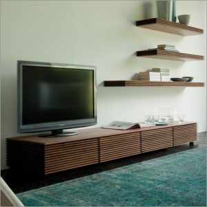 Porada Riga TV Unit, by T. Colzani