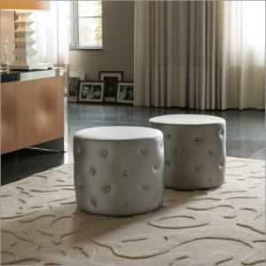 Porada Snap Footstool, by Opera Design