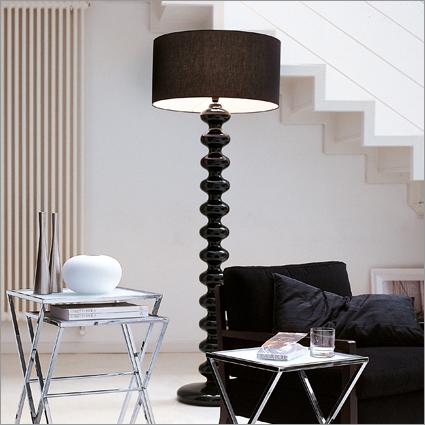 Porada Babele Table or Floor Lamp, by O. Moon