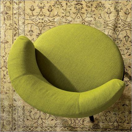 Porada Daphne Dining Chair, by E. Garbin & M. Dell&#39Orto
