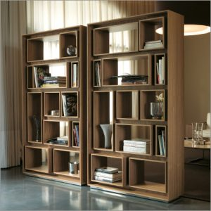 Porada First Bookcase, by G. Carollo