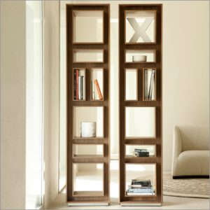 Porada Fancy Bookcase, by G. Carollo