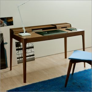 Porada Saffo Office Desk, by C. Ballabio