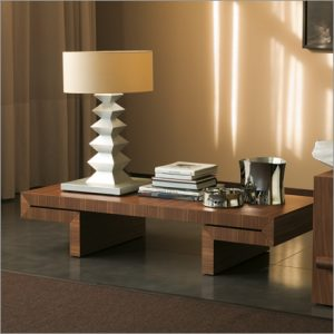 Porada Miyabi Coffee Table, by G. Vigano