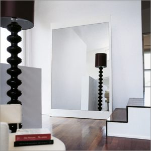 Porada Bryant Mirror, by Opera Design