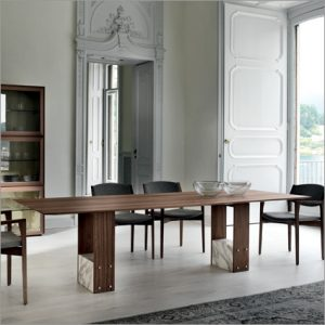Porada Shani Dining Table, by G. Vigano