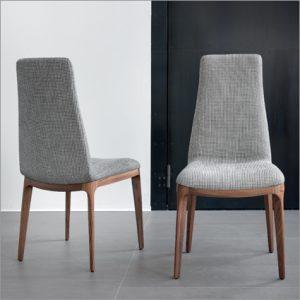 Porada Eva Dining Chair, by P. Salvade