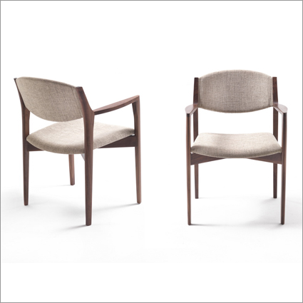 Porada Emy Dining Chair, by P. Salvade