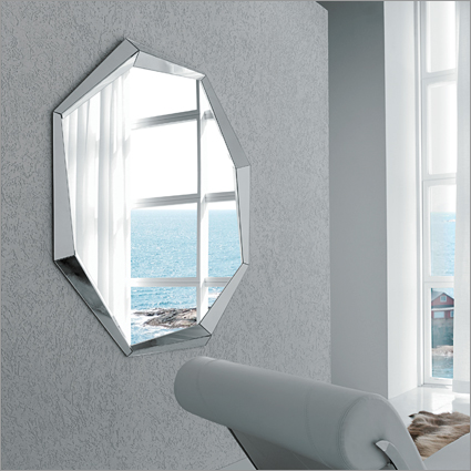 Cattelan Italia Emerald Mirror, by Pao Cattelan