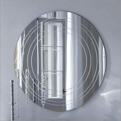 Cattelan Italia Ring Mirror, by Emanuele Zenere