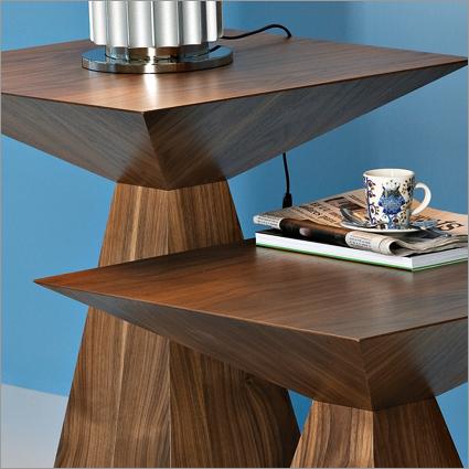 Cattelan Italia Theo Side Table, by Giorgio Cattelan