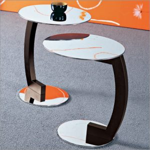Cattelan Italia Zen Side Table, by Giorgio Cattelan