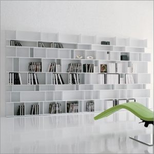 Cattelan Italia Wally Bookcase, by Philip Jackson