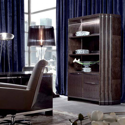 Giorgio Collection Absolute Single Bookcase