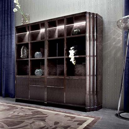 Giorgio Collection Absolute Double Bookcase