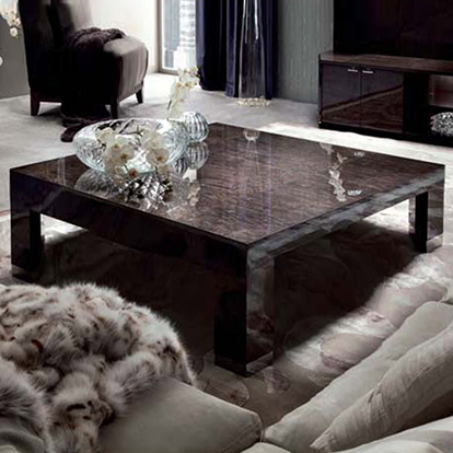 Giorgio Collection Absolute Square Big Coffee or Cocktail Table