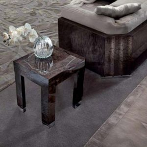 Giorgio Collection Absolute Square End Side Table