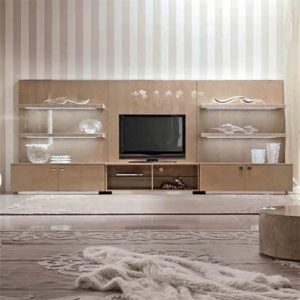 Giorgio Collection Sunrise TV Media Unit with Back Panel