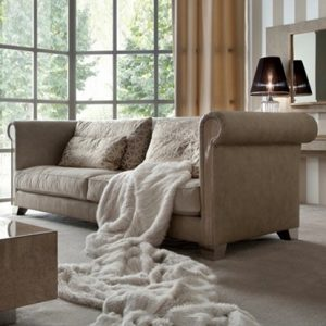 Giorgio Collection Ssunrise 2 and 3 Seater Roll-Top Sofa