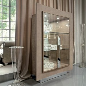 Giorgio Collection Sunrise Vetrine Glazed Cabinet