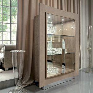 Giorgio Collection Sunrise Vetrine Glazed Cabinet
