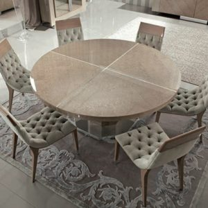 Giorgio Collection Sunrise Round Dining Table