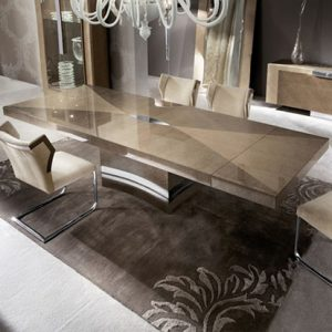 Giorgio Collection Sunrise Extending Rectangular Dining Table