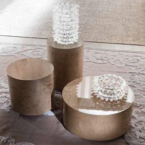 Giorgio Collection Sunrise Round End Table