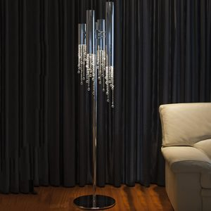 Mobili Domani Crystals of Love Floor Lamp