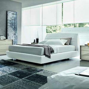 Mobili Domani Seville Continental Kingsize Storage Bed