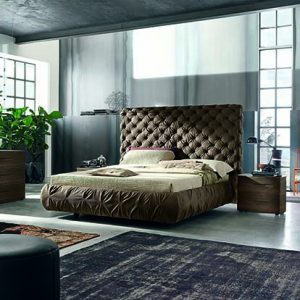 Mobili Domani Chantal Continental Kingsize Bed