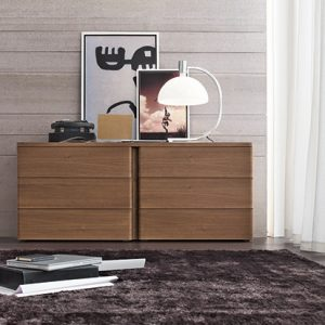 Mobili Domani Dolcevita Chest of Drawers, 6 Drawers