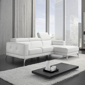 Mobili Domani Claudia Leather Sofa Collection