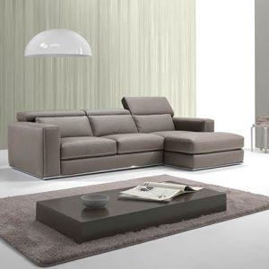 Mobili Domani Vega Leather Sofa Collection