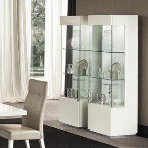 Mobili Domani Ocean Single Glazed Display Cabinet
