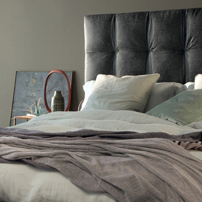 Mobili Domani Maxi Made-to-Measure Upholstered Bed