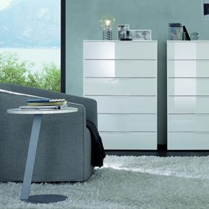 Mobili Domani Stage Tallboy Chest of Drawers