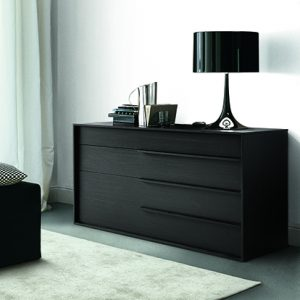 Mobili Domani Feel Chest of Drawers, 4 Drawers