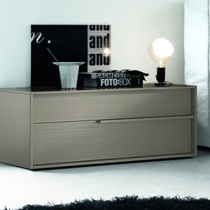 Mobili Domani Feel Bedside Night Table