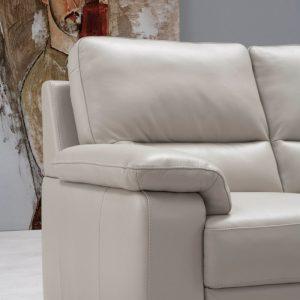 IHS mobili domani doris sofa collection, leather