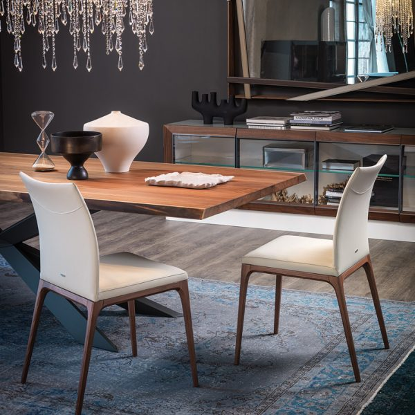 Cattelan Italia Arcadia Dining Chair, by Pao Cattelan