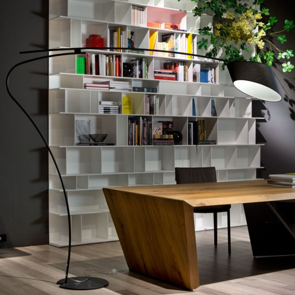 Cattalan Italia Nasdaq Desk, by Pao Cattelan